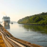 Así funciona el Canal de Panamá: una vía que usa agua de lluvia