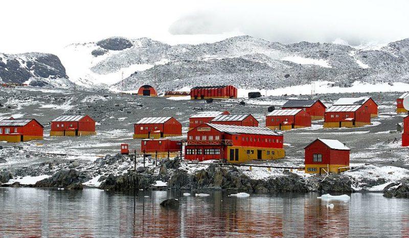 La base argentina en la Antártida registra un récord de temperatura de 18,3 grados sobre cero