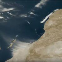 Canarias, en alerta por la calima y los incendios