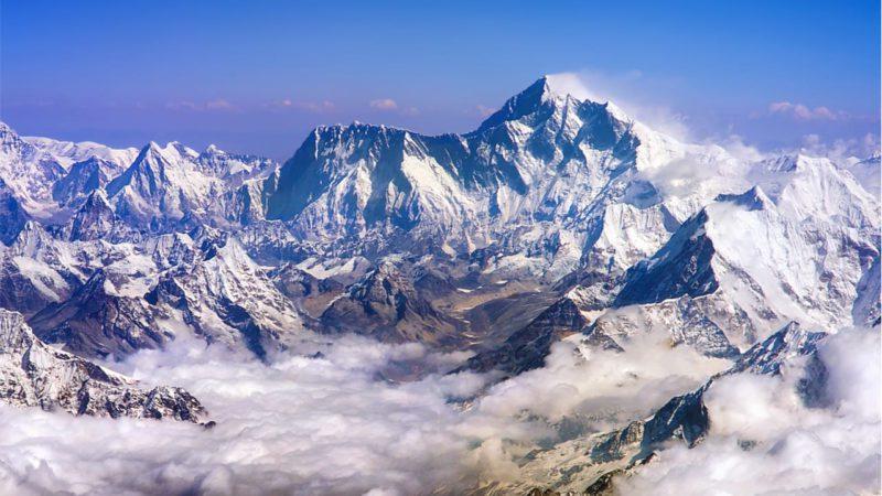 La Revolución Industrial dejó huella en el hielo del Himalaya