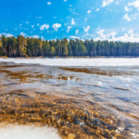 Siberia atraviesa su peor episodio de altas temperaturas