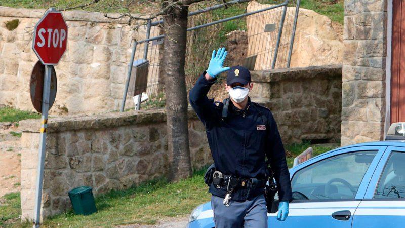 Italia se prepara para extender la cuarentena con normas reforzadas
