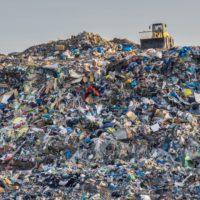 Un 5% menos de residuos, un 53% más de basura en los vertederos