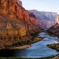 El río Colorado, en peligro por el aumento de las temperaturas