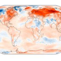 Enero de 2020 bate récords de temperatura en todo el mundo