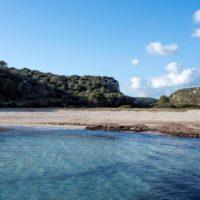 Las playas de Menorca perdieron cinco metros de arena en seis décadas