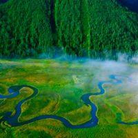 China, el país del millón de humedales