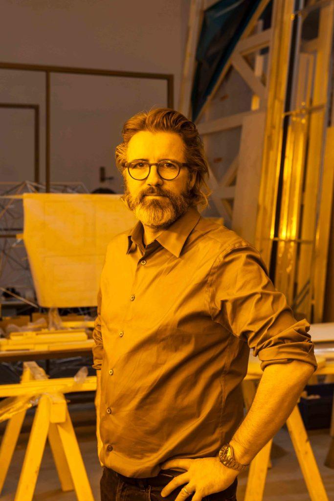 Olafur Eliasson | Foto: Runa Maya Mørk Huber / Studio Olafur Eliasson. © 2017 Olafur Eliasson