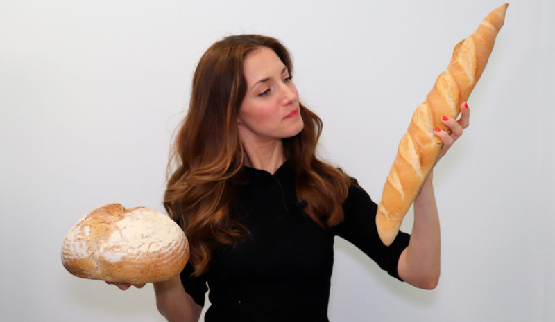 El agua y el pan