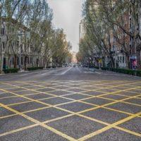 Baja la contaminación del aire en Italia y Madrid debido al coronavirus