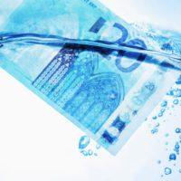 El agua necesita el dinero del agua