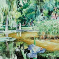 El agua en el Paraíso