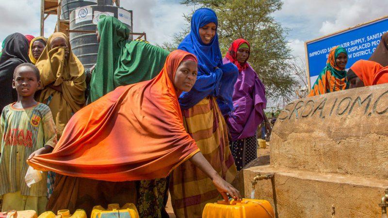 El uso de agua sigue creciendo en el mundo: un 1% al año