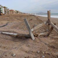 Gloria, el temporal que demostró en Peñíscola que la crisis climática es una realidad