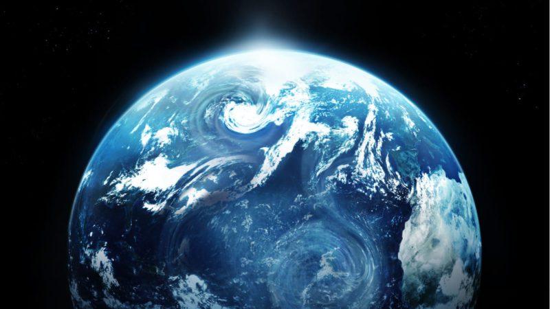 La Tierra pudo ser una bola de agua hace 3.200 millones de años
