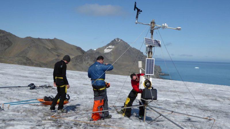 El verano de la Antártida finaliza con unas temperaturas de récord