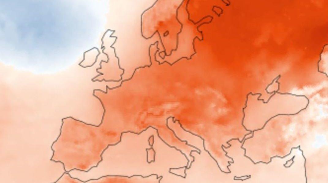 El invierno de 2020 ha sido el más cálido en Europa desde que hay registros de clima