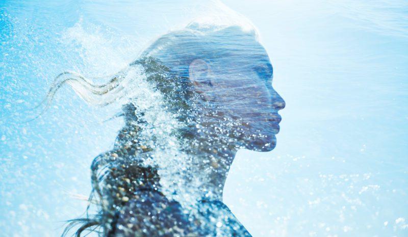 Agua, nombre de mujer