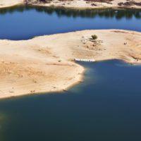 El coronavirus altera el recuento de agua embalsada en España