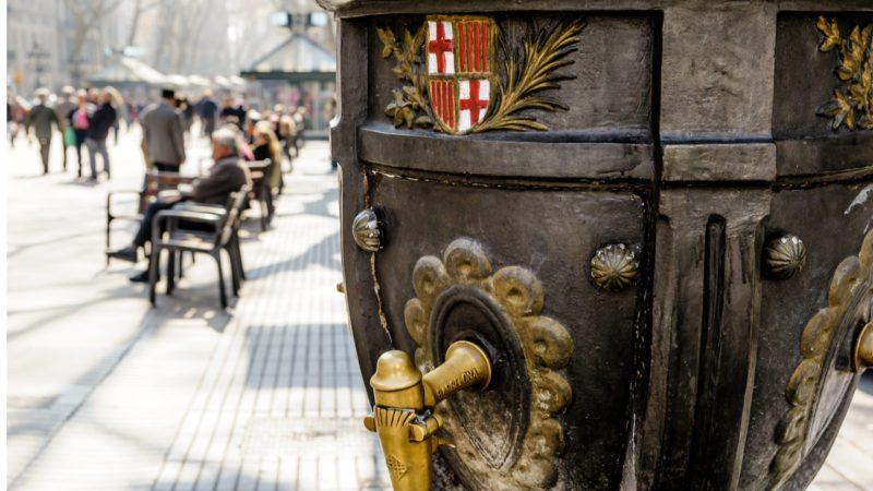 La fiebre tifoidea, una epidemia del agua que asoló Barcelona en 1914
