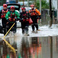 Las inundaciones, la gota que colmó el vaso de Reino Unido