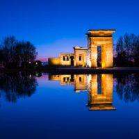 La arqueóloga que intenta salvar el Templo de Debod