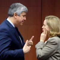 El Eurogrupo desbloquea in extremis medio billón de euros contra el coronavirus