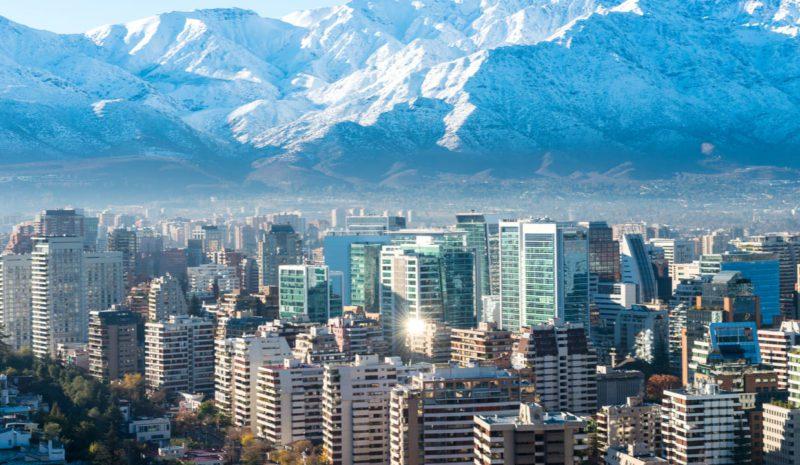 """Chile lanza el """"certificado azul"""" por la gestión sostenible del agua"""