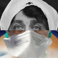 """Las imágenes de la """"gripe española"""" se reviven un siglo después"""