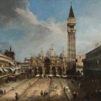 Canaletto, cartógrafo de Venecia y sus canales acuáticos