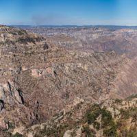 Barrancas del Cobre, el gran cañón de la Sierra Tarahumara
