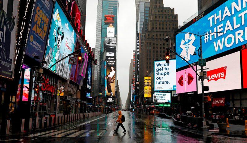 Crónicas de Nueva York (I): Asomarse al abismo