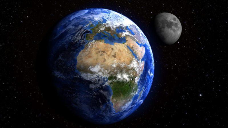 Juntos tenemos el poder de restaurar nuestra Tierra