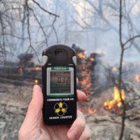 Los incendios amenazan la central de Chernóbil y aumentan la radiación
