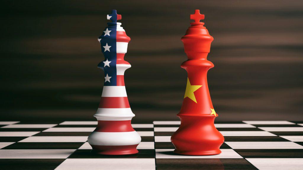 China, Estados Unidos
