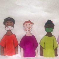Lo que los niños piensan del coronavirus