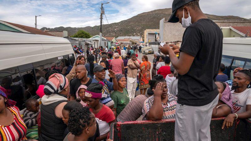 África subsahariana: el coronavirus amenaza con provocar recesión y crisis alimentaria