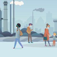 ¿Ayuda la contaminación del aire a esparcir el coronavirus?