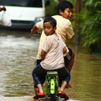 Las inundaciones afectarán al doble de personas en 2030