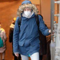 AEMET constata que el frío favorece la incidencia del coronavirus