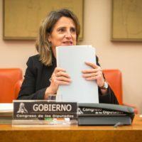 Ribera asegura que si la reconstrucción no es 'verde' no será duradera