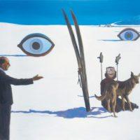 """Mateo Charris: """"El arte puede recordarte algo que olvidaste o hacerte saber por qué estás vivo"""""""
