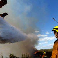 Europa contará con 20 efectivos aéreos contra incendios en el sistema rescEU