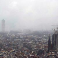 España registró un déficit de horas de sol durante la cuarentena