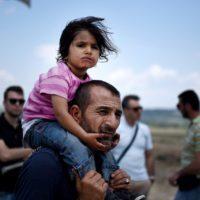 La violencia y el cambio climático disparan el número de desplazados