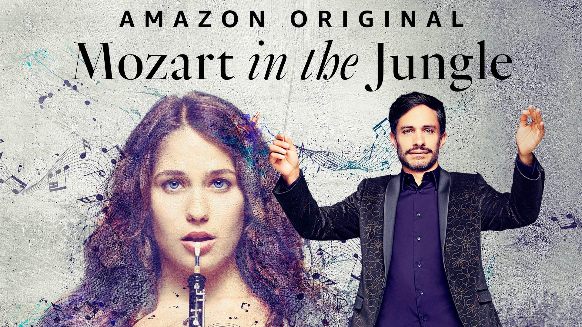 cuarentena, series de televisión, mozart in the jungle