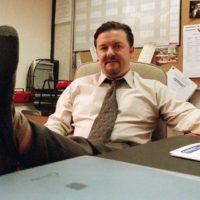 'The office' (UK): la brillante ridiculización de las oficinas laborales