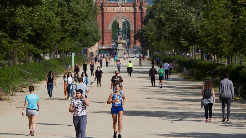 Abril de 2020, el más caluroso en los registros junto con 2016