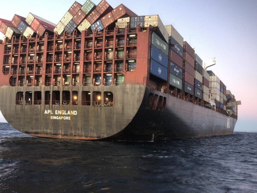 mascarillas buque barco