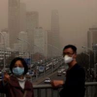 La mejora de la calidad del aire en China aumenta el calentamiento global